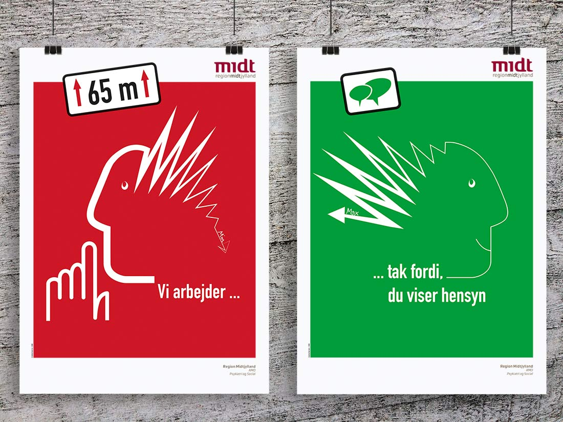 Brugbar Grafik-plakater