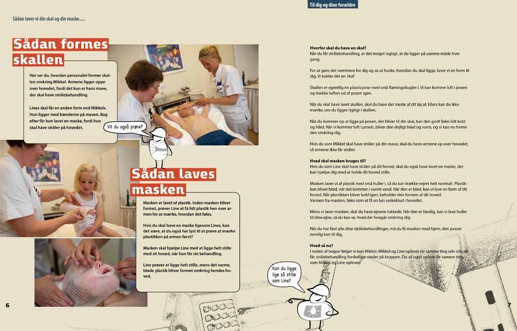 Strålebehandling på børn